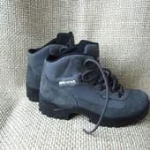 alpina р.41 трекінгові ботинки замшеві
