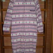 Пижама флисовая женская, размеры М рост до 165 см