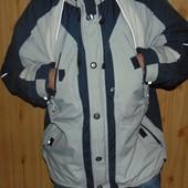 Фирменная деми курточка бренд Killtec .хл-2хл .