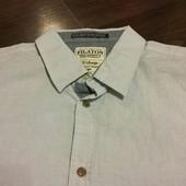 Легкая летняя рубашка ТСМ-такко (германия), размер хл и ххл
