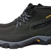 Мужские Кожаные Ботинки от производителя (ВХФ-1)