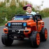 Детский Джип M 3126 Br-7 Hummer (Хамер)