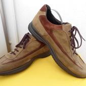 Туфли замшевие D. S. Schiffer р. 41-41. 5