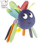 Развивающая игрушка погремушка Бабочка