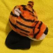 Тигр.тигренок.мягка іграшка.мягкие игрушки.перчатка.кукольный театр.театр.Donnay