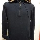 Вязаное худи с капюшоном  от ТСМ (германия), размер Л наш 50