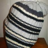 фірмова зимова шапочка на флісі