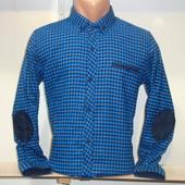 Распродажа! Мужская тёплая рубашка G-port, Турция. Разные цвета.