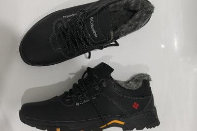 мужские  ботинки зима, кожа натуральная с 41-45р.код :Л фото №1