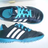 сороконожки футзалки копочки бутсы Adidas р. 30.5 ( 12.5 ), 19 см