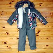Зимние до -30 градусов комплекты на овчинке 92,98см
