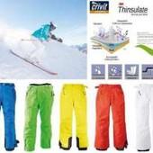 Распродажа Crivit Германия Зимние термо брюки 3M Thinsulate