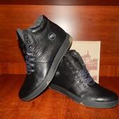 Мужские кожаные ботинки Mi-Lord высокие