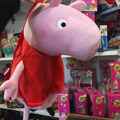 Большой рюкзак свинки пеппы оригинал