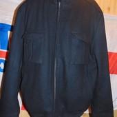Стильная фирмовая курточка -пальто л-хл Autograph