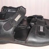 Кожаные сандалии Martin Hopkins, р.40\6, Италия, Оригинал