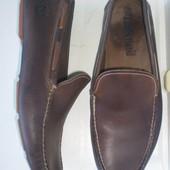 Туфли мокасины Timberland р. 8.5 , 27 см