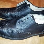 Туфли мужские большого размера кожа 49 р.(стелька 33см)