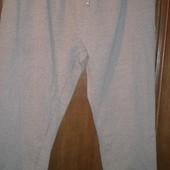 Штаны баталы спортивные байковые очень большого размера Chums 3xl