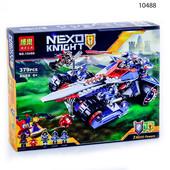 конструктор Бела Нексо Найтс 10488 Nexo Knight устрашающий разрушитель Клэя