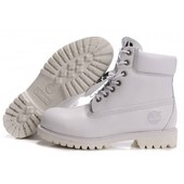 Ботинки Timberland 6 inch All White , р. 40,41,42,43,44, код fr-1320
