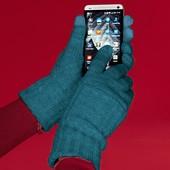 """Сенсорные перчатки """"один размер"""" Tchibo Германия"""