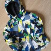 зимняя горнолыжная куртка Lupilu Германия 98-104рост, новая