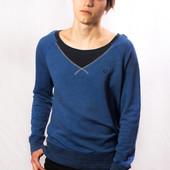 Кофта мужская Fred Perry, синяя (M)