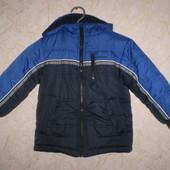 куртка London Fog р.4  носили 98-104