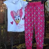 SALE пижама daisy duck дисней (7-8 лет) Primark Disney