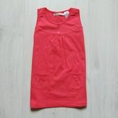 Яркое платье для девочки. Размер 4 года. Состояние: новой вещи
