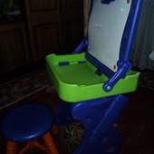 Столикс стульчиком для творчeства crayola