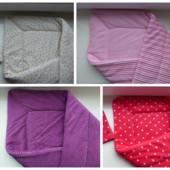 Велюровые утепленные детские пледы (одеяла)
