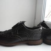 раз.41,5-42.Стильные туфли броги Salvatore by Lloyd