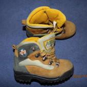 (№і192)кожаные ботиночки 28 р Asolo young