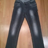 Джинсы Gloria Jeans размер 50 на рост 176 качество и состояние супер