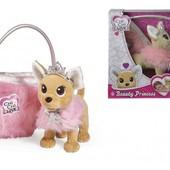 собачка принцесса красоты с аксессуарами чи чи лав Chi Chi Love Simba 5893126