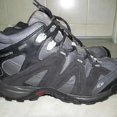 Ботинки мужские р.40 Salomon Gore-Tex