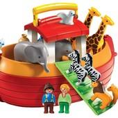 Игровой набор Playmobil Ноев ковчег арт.6765. Германия. оригинал