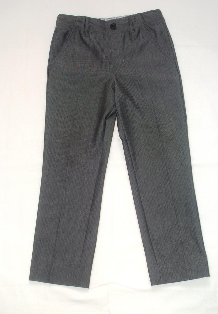Классические школьные брюки marks&spencer на рост 116 см фото №1