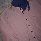 Tommy hilfiger шикарная рубашка xxl Сток Оригинал