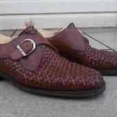 Туфли монки Bally р-р. 43-й (28.5 см)