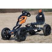 Детский веломобиль GM504+ ЕВА колеса(задний привод),оранжевый