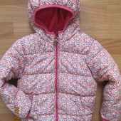 Зимняя курточка I Love Next на 4-5 лет. 2015г