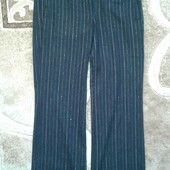 Теплые шерстяные брюки с люрексовой нитью  от Gsus ,p.29