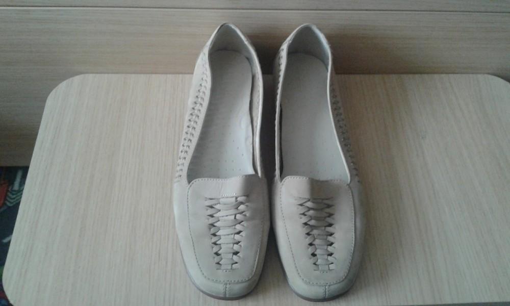 Балетки туфли footglove 38р, 24.5 см фото №1
