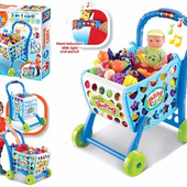 """Игровой набор """"Тележка для супермаркета"""" с продуктами 008-903A"""