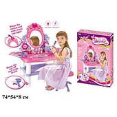 """Игровой набор """"Туалетный столик"""" с аксессуарами для девочек 73008"""