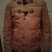 Продам новую мужскую зимнюю парку куртку пуховик