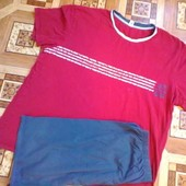 Отличные мужские комплекты для сна или дома с шортами, один на выбор